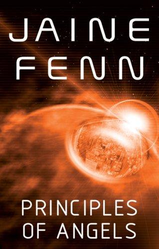 Principles of Angels, cover by Nik Keevil