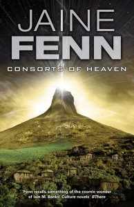 Consorts of Heaven, cover by Nik Keevil